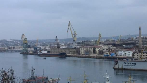 Конфискованный у Порошенко завод станет ремонтной базой Черноморского флота