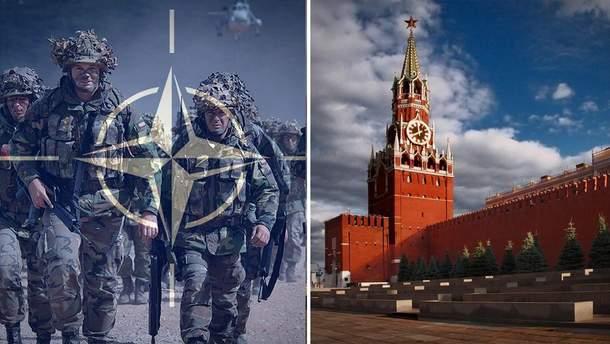 Росія зупинила військову і цивільну співпрацю з НАТО