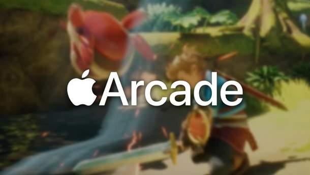 Скільки грошей компанія Apple вкладає в ігровий сервіс Arcade
