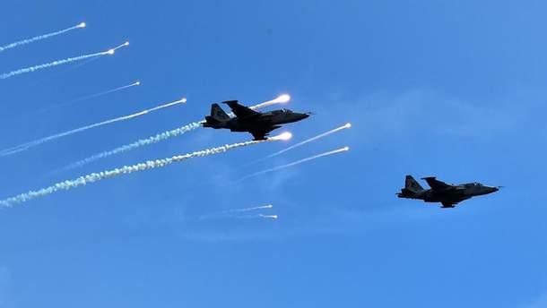Учения по противовоздушной обороне