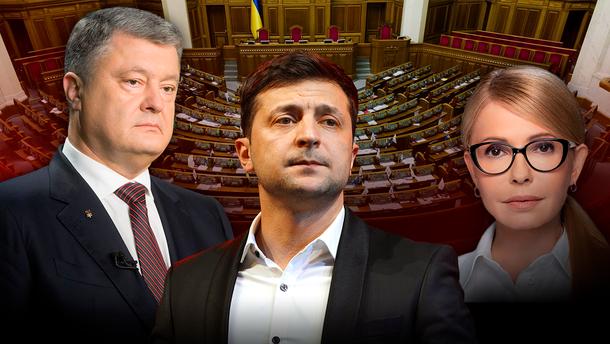 Зеленський ініціюватиме розпуск Верховної Ради?