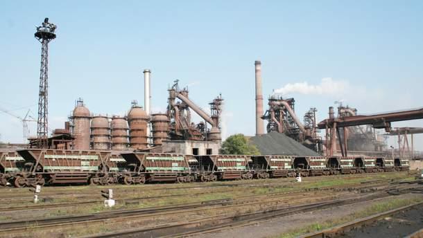 Дніпровський металургійний завод