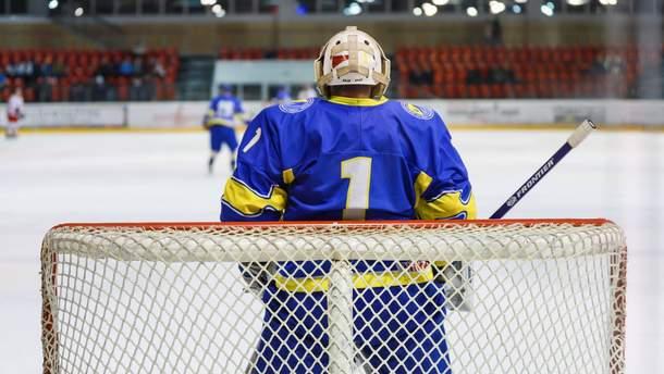 Сборная Украины по хоккею сыграет против сборной клубов УХЛ