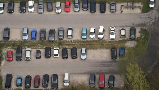 В Украине будут строить перехватывающие автостоянки