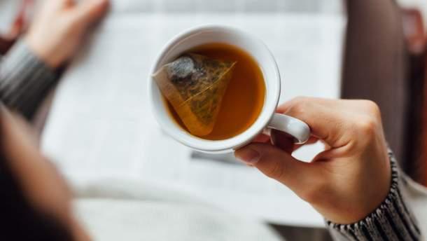 Який чай корисніше пити