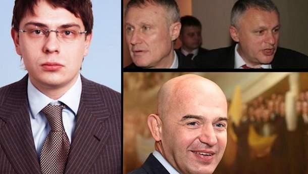 Дмитрия Крючкова Интерпол передал НАБУ - при чем здесь Порошенко