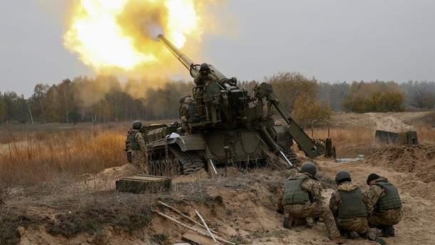 Українські військові зупинили напад ворога та захопили зброю окупантів