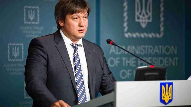 Данилюк не претендует на кресло главы МИД после победы Зеленского