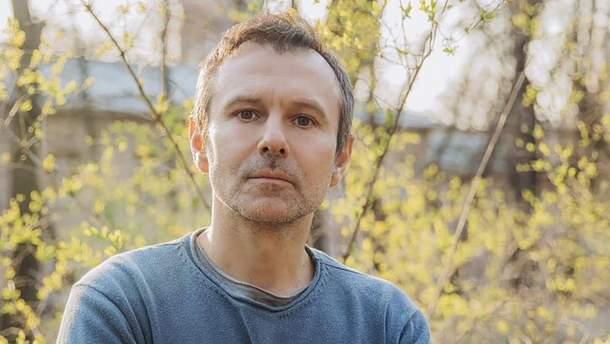 Пожар в Нотр-Даме: реакция Святослава Вакарчука