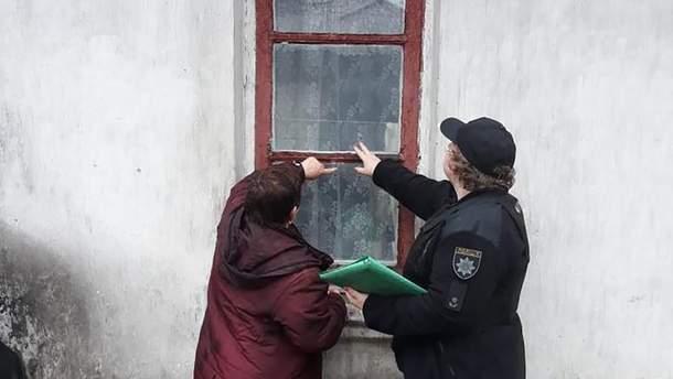 Проросійські бойовики обстріляли житлові будинки на Луганщині