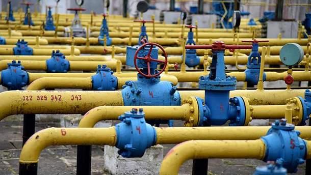 """Російський """"Газпром"""" раптово збільшив обсяги транзиту газу через Україну"""