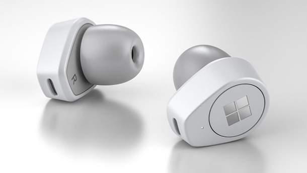 Ймовірне зображення навушників Surface Buds