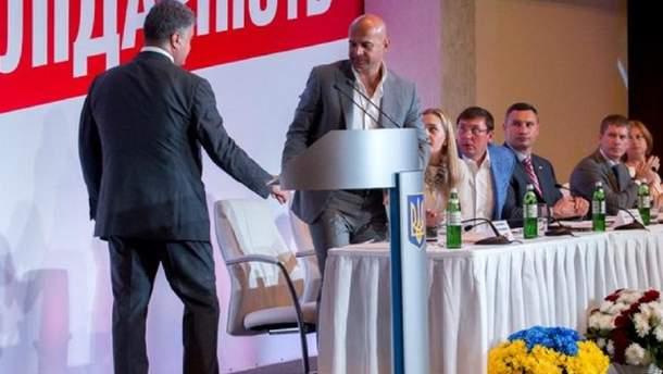 Против Игоря Кононенко может свидетельствовать бизнесмен Дмитрий Крючков