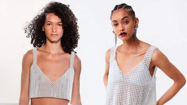 Бренд Zara скопіював вбрання української марки Bevza