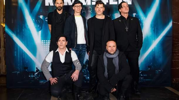Rammstein анонсировали две песни с нового альбома