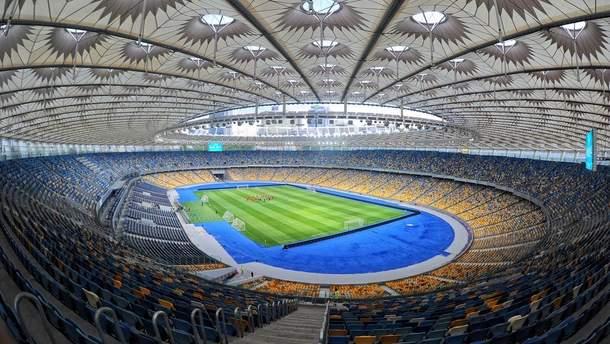 """Дебати відбудуться на """"Олімпійському"""" стадіоні 19 квітня"""