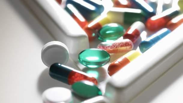 Какие лекарства не нужно принимать с антибиотиками