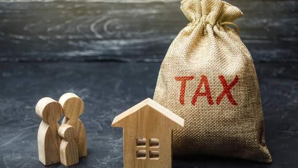 Налог на недвижимость: сколько украинцы уплатили в 2019