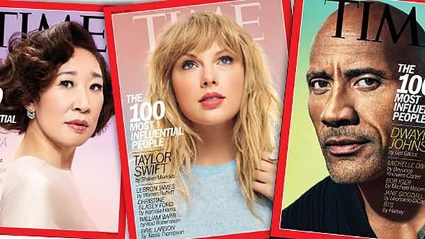 100 самых влиятельных людей мира: список