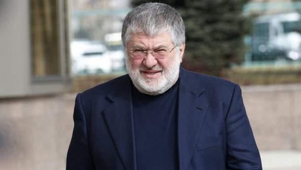Коломойський планує повернутися в Україну