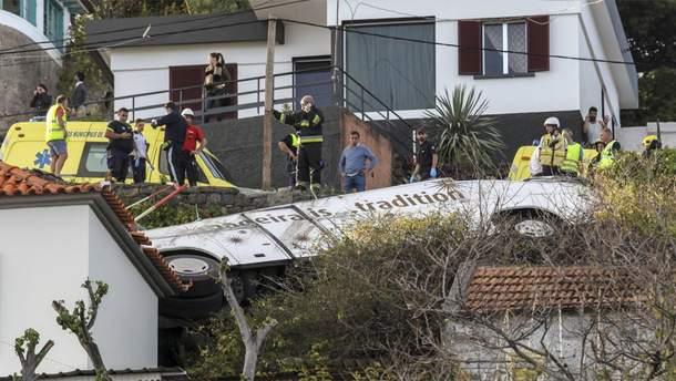 У Португалії перекинувся автобус з іноземцями: 29 загиблих