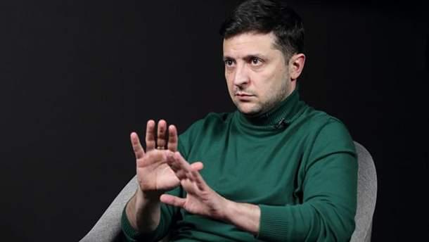 Зеленский признал Путина врагом