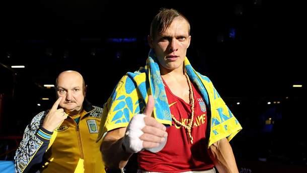 Було бажання зробити команду-переможницю, – екс-тренер Усика та Ломаченка Дмитро Сосновський