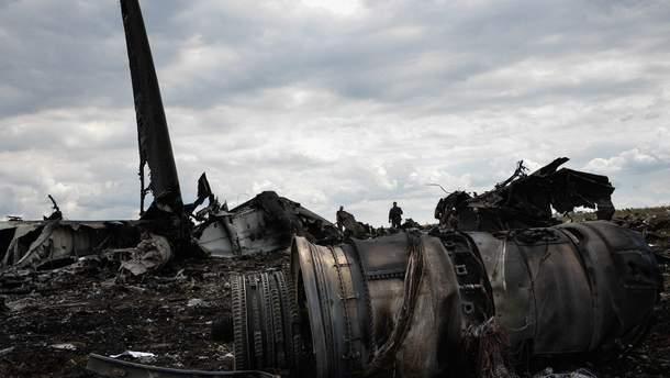 Суд не признал гибель командира сбитого на Донбассе ИЛ-76 следствием агрессии России