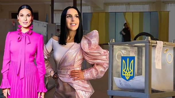 Выборы президента Украины: как звезды голосовали во втором туре
