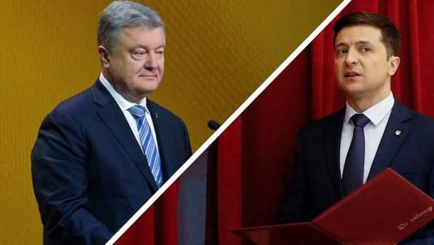 Реакція Заходу на результати екзит-полу на виборах 2019 - 2 тур