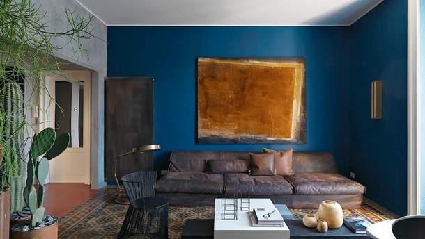 Интерьер дома итальянского дизайнера Стефано Гвидотти