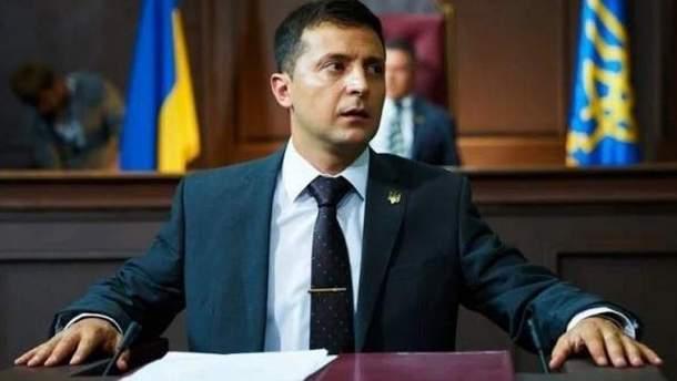 Зеленський розповів, чому він ховався від журналістів