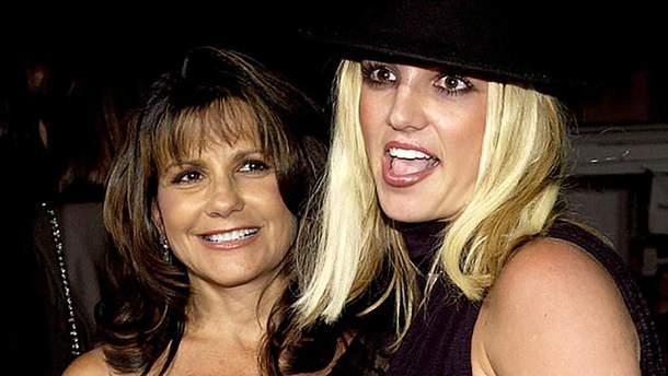 Бритни Спирс с мамой Линн