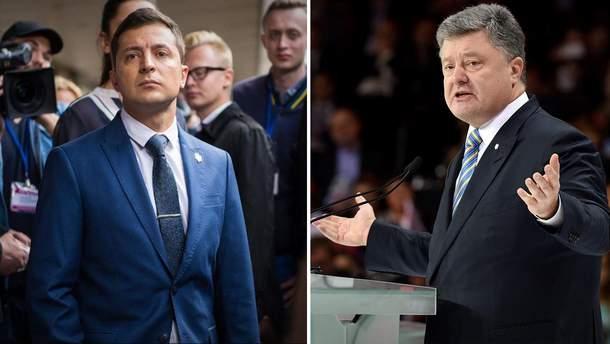 Штабы Зеленского и Порошенко до сих пор не договорились относительно дебатов