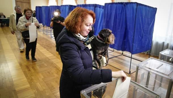 21 квітня відбудеться другий тур виборів президента