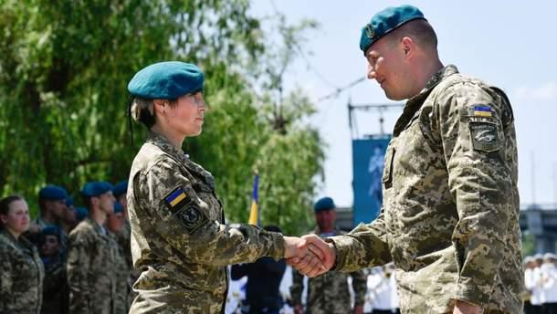 В Украине ввели три новых военные праздника