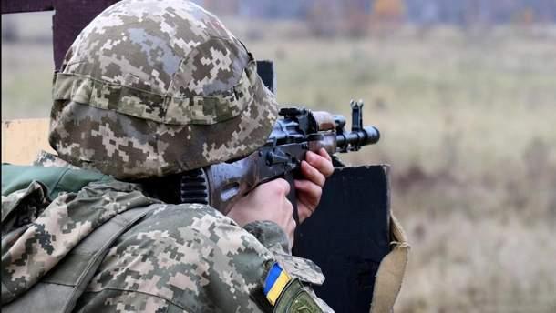 Ситуация на Донбассе: не погиб ни один украинский военный