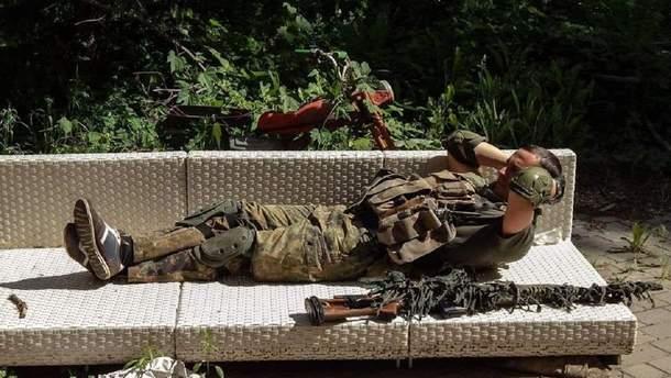 """Воїн і маестро """"Жереб"""": як війна непомітно входить у наше життя"""