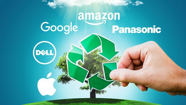 """День Землі: 5 найбільш """"зелених"""" технологічних компаній світу"""