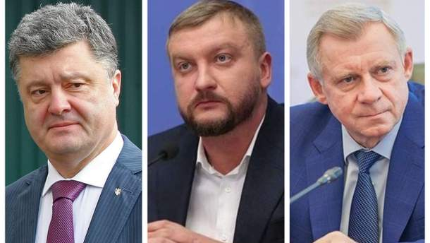 Відкрити справи проти Порошенка, Петренка і Смолія вимагають судді Окружного адмінсуду Києва