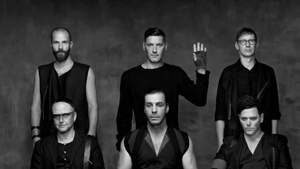 Rammstein показали Херсон у тизері нового альбому
