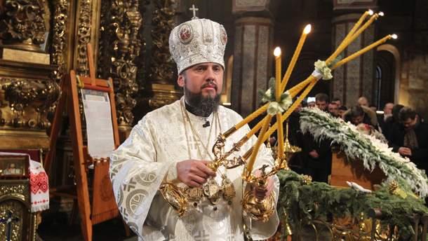 В украинской армии официально присутствуют более ста капелланов, – Епифаний