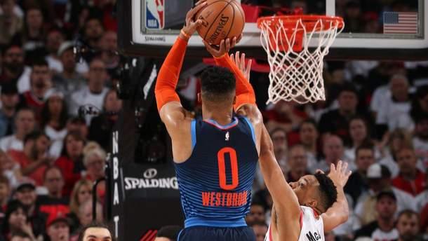 Определились еще три участника четвертьфинала плей-офф НБА: результаты матчей и видео