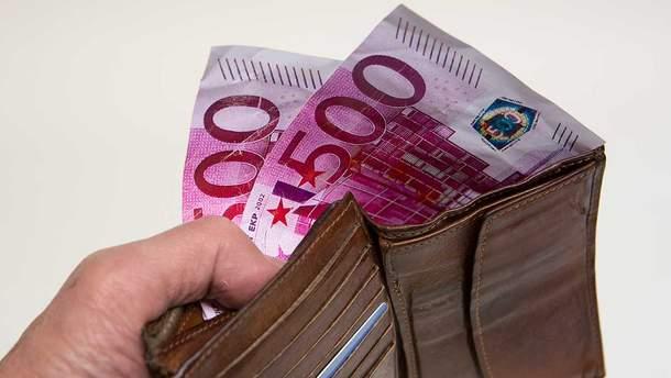 Курс валют НБУ на 25.04.2019 - курс долара, курс євро