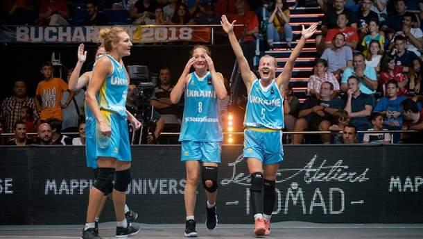 Україна виборола право провести кваліфікацію чемпіонату Європи з баскетболу 3х3