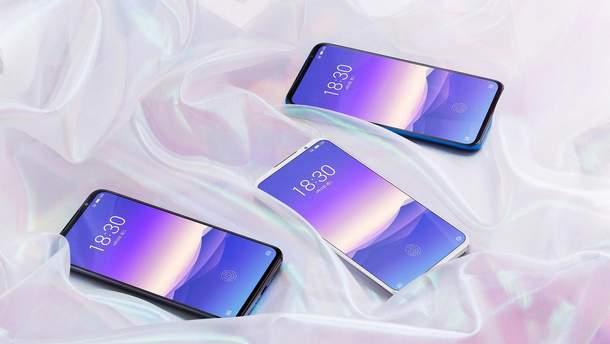 Смартфон Meizu 16s представили офіційно: характеристики та ціна