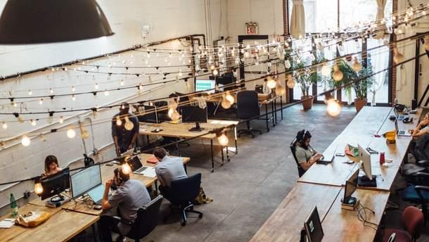 Відкриті офіси впливають на комунікацію та продуктивність співробітників