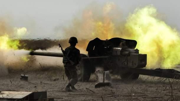 Загод ООС украинские военные освободили 3 населенных пункта наДонбассе