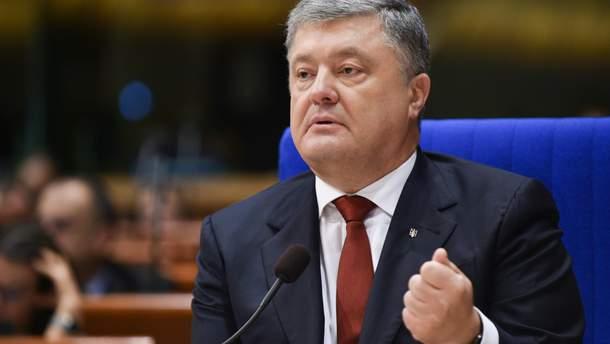 Порошенко отреагировал на указ Путина о выдаче российских паспортов на Донбассе