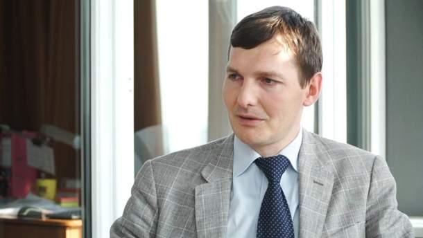 Евгений Енин подал в отставку